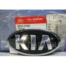 Эмблема Kia 863104Y200