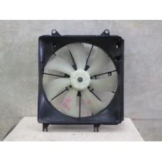 Электровентилятор системы охлаждения SX4